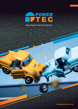 Power-TEC release their fully revised catalogue for 2021