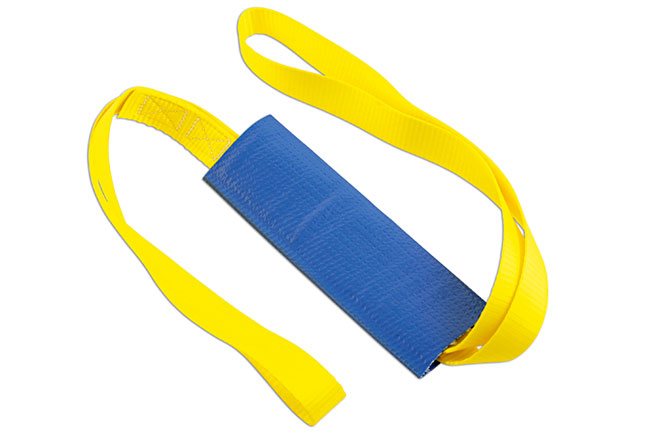 Left image of Power-TEC | 91091 | Strap with protective sleeve - 2m