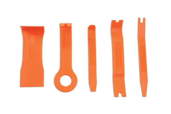 Laser Tools 91269 Trim Remover Set 5pc
