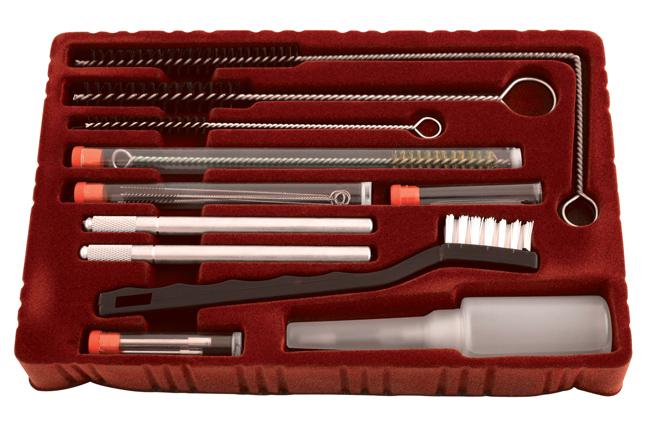 91418 Master Spray Gun Cleaning Kit