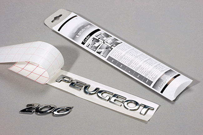 Insitu image of Power-TEC | 91464 | Badge Tape 10pc