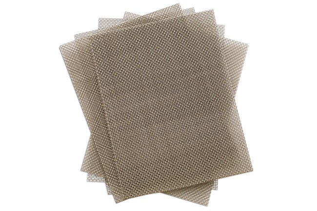 image of Power-TEC | 91776 | S.S Gauze - pack of 10 ( mesh )