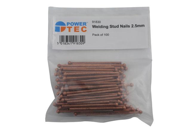 ~/items/xlarge/Packaging image of Power-TEC | 91830 | 2.5mm Nails - 100pc