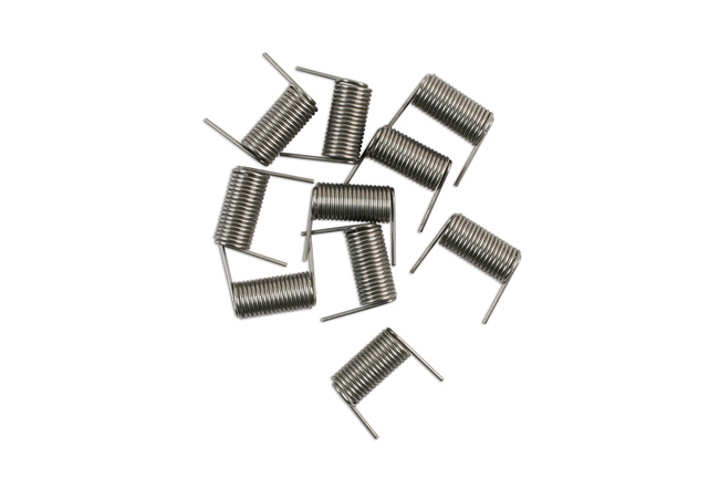 91840 Plastic Smoothing Coil (pack of 10) Spring