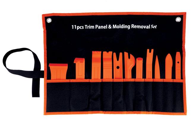 Laser Tools 92263 Trim & Panel Removal Master Kit 11pc