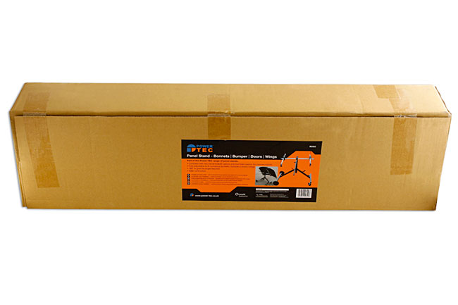 Packaging image of Power-TEC | 92322 | Panel Stand - Bonnets, Bumpers, Doors, Wings
