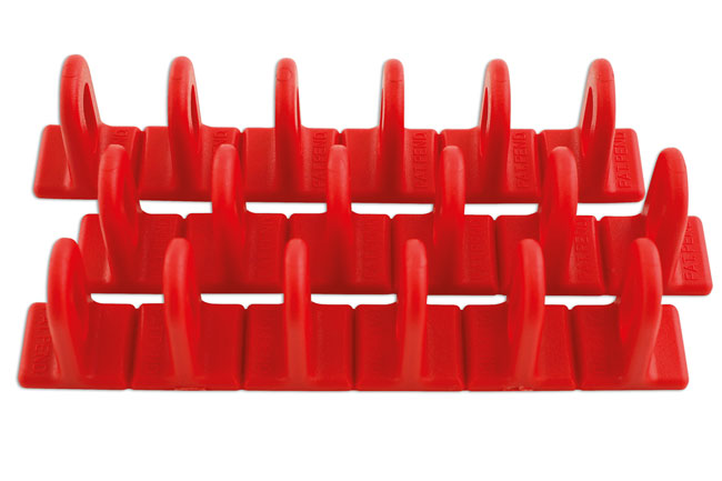 92346 Red Multipads 6x22 Pack of 3