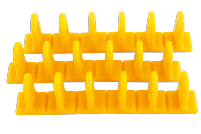 92349 Yellow Multipads 6x50 Pack of 3