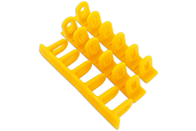 ~/items/xlarge/Left image of Power-TEC | 92349 | Yellow Multipads 6x50 Pack of 3