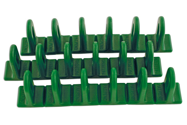 92350 Green Multipads 6x22 Pack of 3