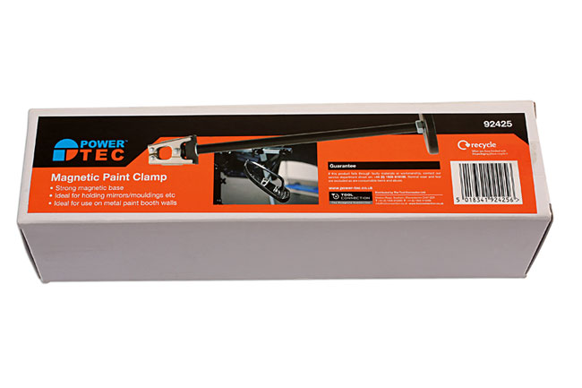 Packaging image of Power-TEC | 92425 | Magnetic Paint Clamp