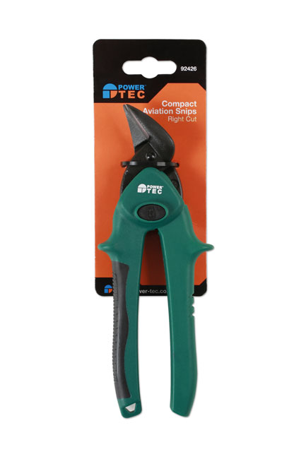 92426 Compact Aviation Snips - Right Cut