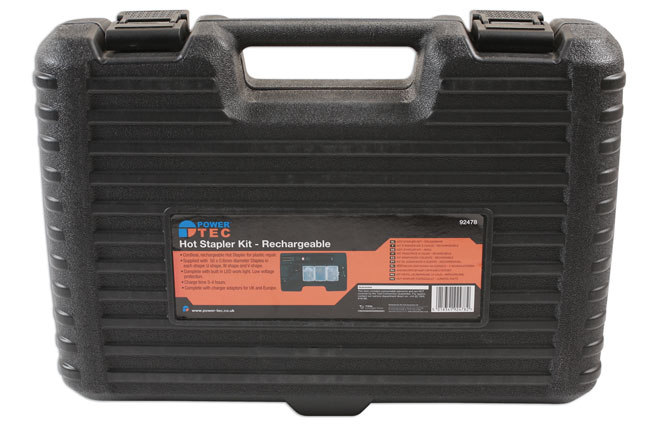 ~/items/xlarge/Packaging image of Power-TEC | 92478 | Hot Stapler Kit - Rechargeable