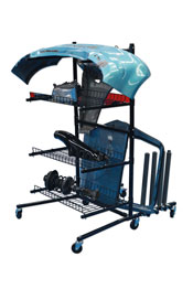 Product Image of Power-TEC Parts Cart Part No. 91303