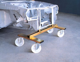 Product Image of Power-TEC Car Trolley Part No. 91881