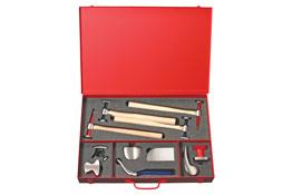 Product Image of Power-TEC Hammer and Dolly Set - 11pc Part No. 91972