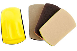 Product Image of Power-TEC Sanding Pad Kit 4pc Part No. 92030