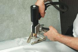 92508 Alumax Short Cycle Aluminium Welder