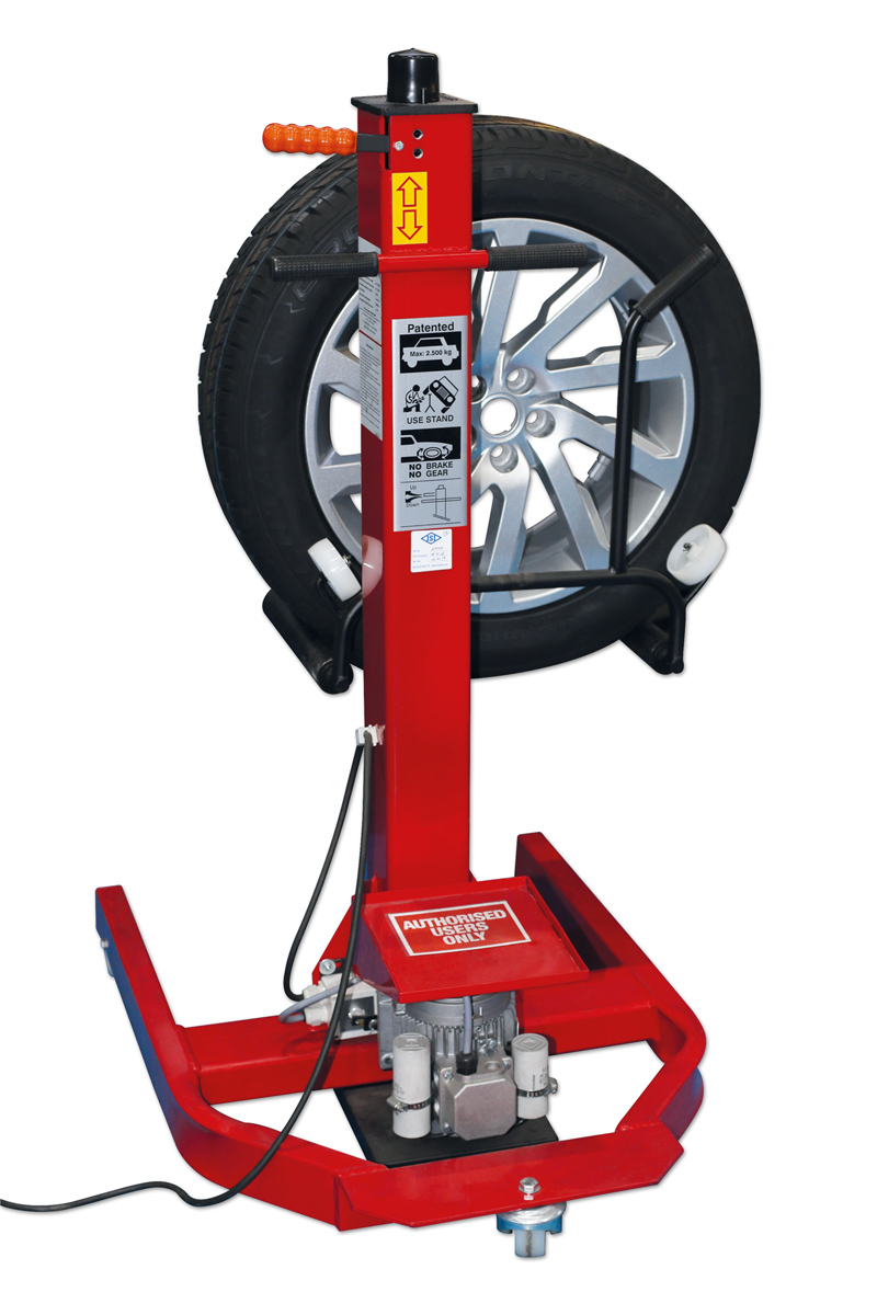 Mobi lift Tyre Dolly | Part No  91814 | Part of the Lifts